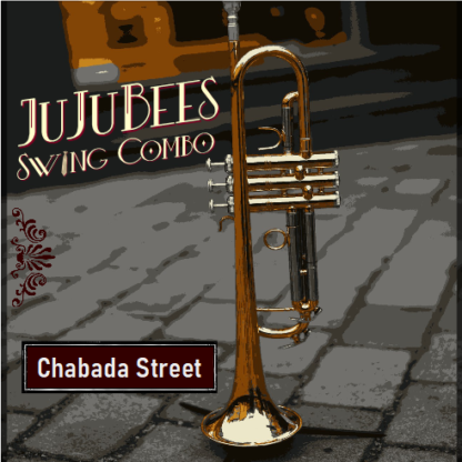 Ep du groupe Jujubees swing combo